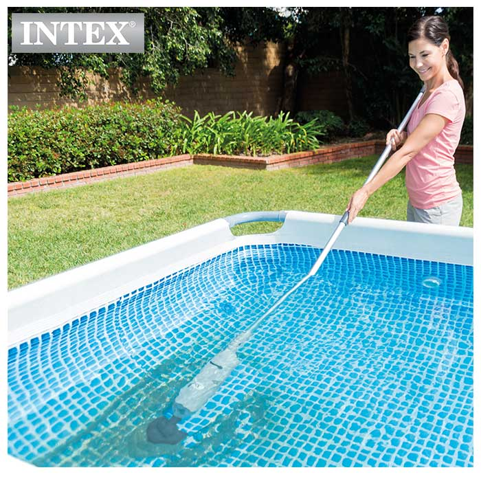 INTEX(インテックス)充電式ハンディバキュームクリーナーRV620 Rechargeable Handheld Vacuum 28620