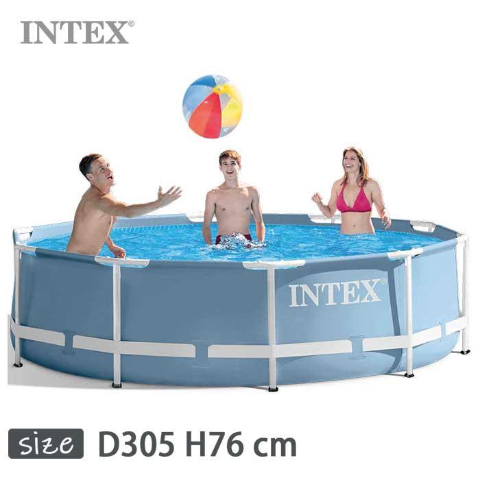 INTEX(インテックス)多角形プリズムフレームプールPF1030 305【 28700 305 × 76 cm】Prism Frame cm】Prism Pool 28700 正規品, 創業1899年 栗きんとんの美濃屋:cc913191 --- officewill.xsrv.jp