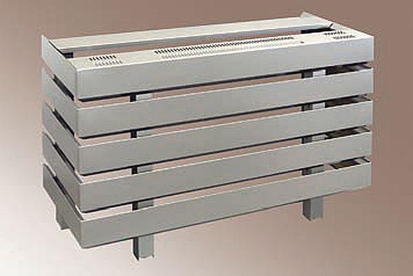 室外機カバー 室外機カバーL型サイズ 木目調 シルバー SHG化粧部材 SMY-SG-CVL-SI 2020 新作 国内即発送