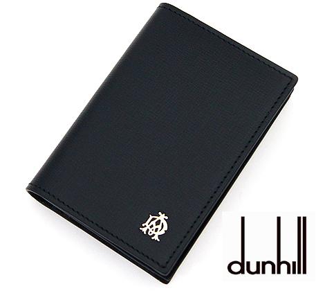 dunhill ダンヒル BELGRAVE ベルグレーブ ブラック カードケース/名刺入れ L2S847A【送料無料】【05P03Dec16】