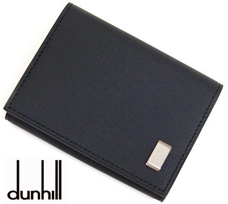 dunhill  ダンヒル SIDE CAR サイドカー コインケース 小銭入れ ブラック L2RF80A【送料無料】【05P03Dec16】