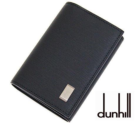 dunhill  ダンヒル SIDE CAR サイドカー 6連キーケース ブラック L2RF50A【送料無料】【05P03Dec16】