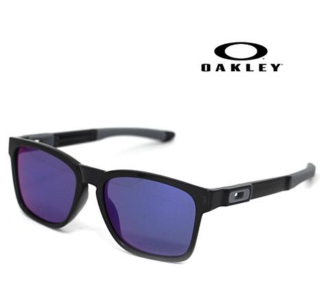 OAKLEY オークリー サングラス CATALYST カタリスト ブラックインク×+レッドイリジウム OO9272-06 正規商品【送料無料】