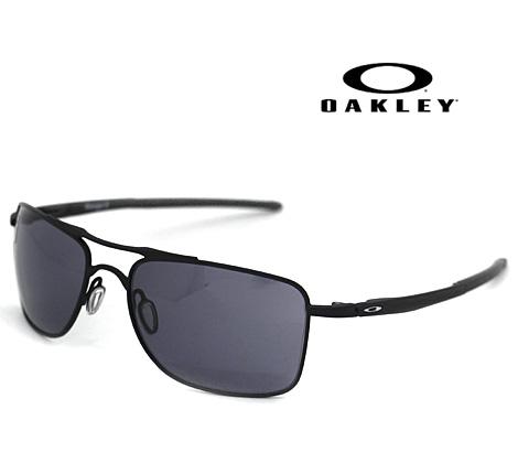 OAKLEY オークリー サングラス GAUGE 8M ゲージ8M 57mm マットブラック×グレー OO4124-0157 正規商品【送料無料】