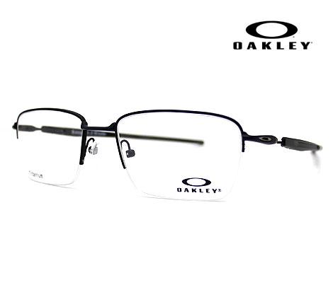 OAKLEY オークリー OX5128-0152 メガネフレーム Gauge 3.2 Blade 伊達メガネ マットブラック 正規商品【送料無料】