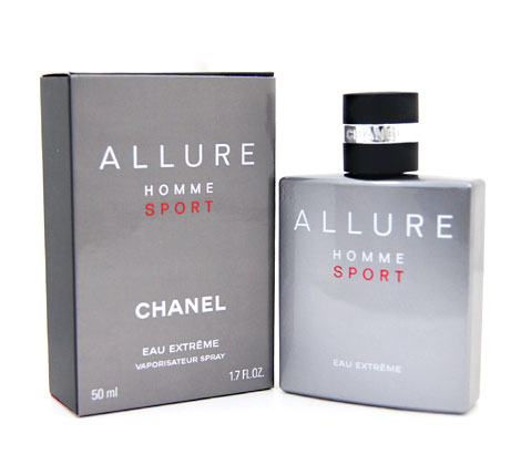 acf1632dc8e8 ... 【CHANEL】シャネル香水アリュールオムスポーツオーエクストレムオードゥトワレットコンサントレ50ml