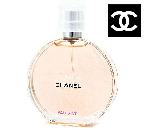 CHANEL  シャネル 香水 チャンス オー ヴィーヴ オードゥ トワレット 50ml 【送料無料】【05P03Dec16】