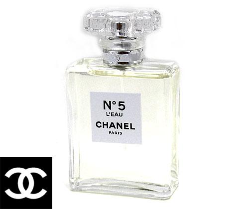 CHANEL シャネル 香水 フレグランス  N°5 ロー N°5 L'EAU オードゥ トワレット 100ml【送料無料】