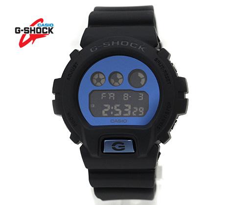 CASIO カシオ G-SHOCK 腕時計 DW-6900MMA-2JF ミラーダイアル ブラック×ブルーミラー【送料無料】