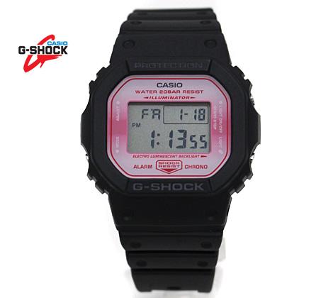 CASIO カシオ G-SHOCK 腕時計 DW-5600TCB-1JR 桜 ブラック×ピンク【送料無料】