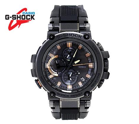 CASIO G-SHOCK MTG-B1000TJ-1AJR カシオ MT-G 腕時計 Formless 太極 陳英傑 スマートフォンリンク 電波ソーラー ブラック【送料無料】