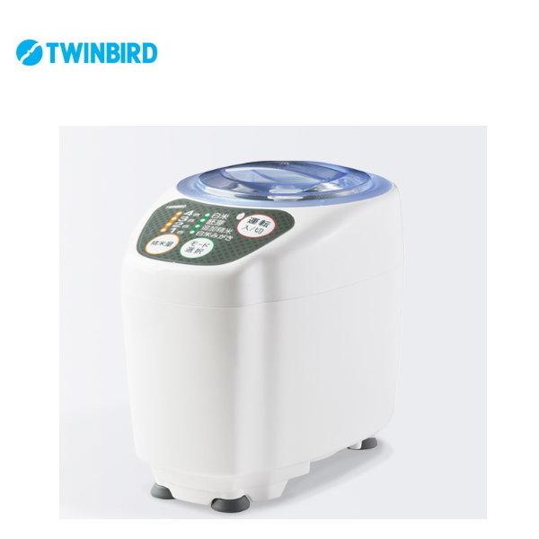 精米御膳 コンパクト精米器 MR-D572W 【条件付送料無料】 ツインバード(TWINBIRD) 精米機