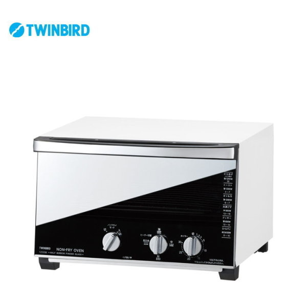 ノンフライオーブン TS-D053W 【条件付送料無料】 ツインバード(TWINBIRD) ノンフライヤー/オーブントースター/調理器具