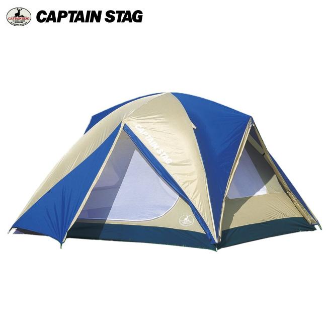 M-3118 オルディナ スクリーンドームテント <6人用> (キャリーバッグ付き) 【条件付送料無料】 キャプテンスタッグ(CAPTAINSTAG) アウトドア用品・キャンプ用品・バーベキュー・BBQに本格派大型テントタープ!6人用・340cm×420cm