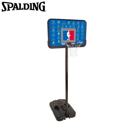 スポルディング バスケットゴール NBAチームシリーズ 【条件付送料無料】 SPALDING 61-501CN/U-7109 ※返品・キャンセル不可商品