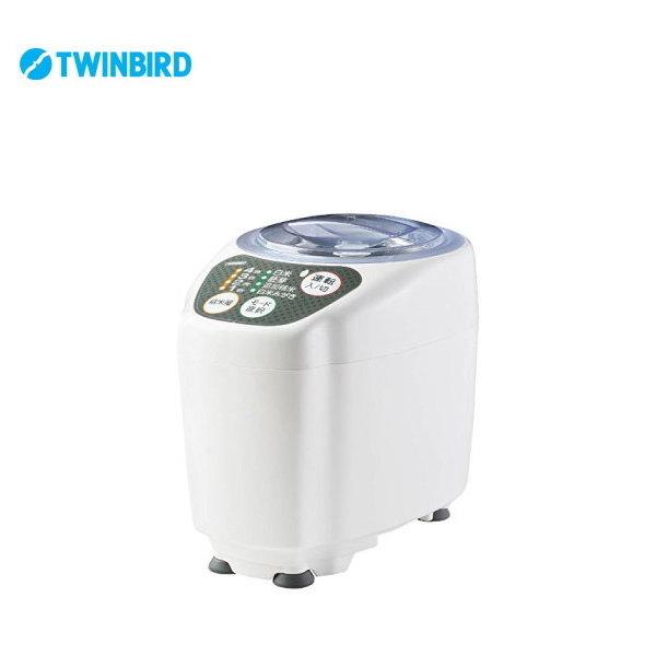【送料無料】精米御膳 コンパクト精米器 MR-D572W ツインバード(TWINBIRD)