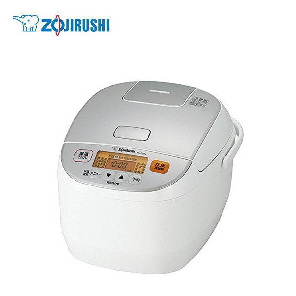マイコン炊飯ジャー 極め炊き NL-DS18-WA 【条件付送料無料】 象印(ZOJIRUSHI) 炊飯器 一升炊き/1升炊き