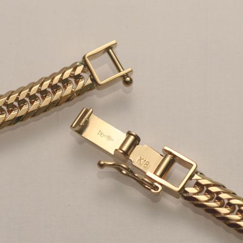 ■ 18 12 cut-トリプルキヘイ bracelet 18cm11.6g