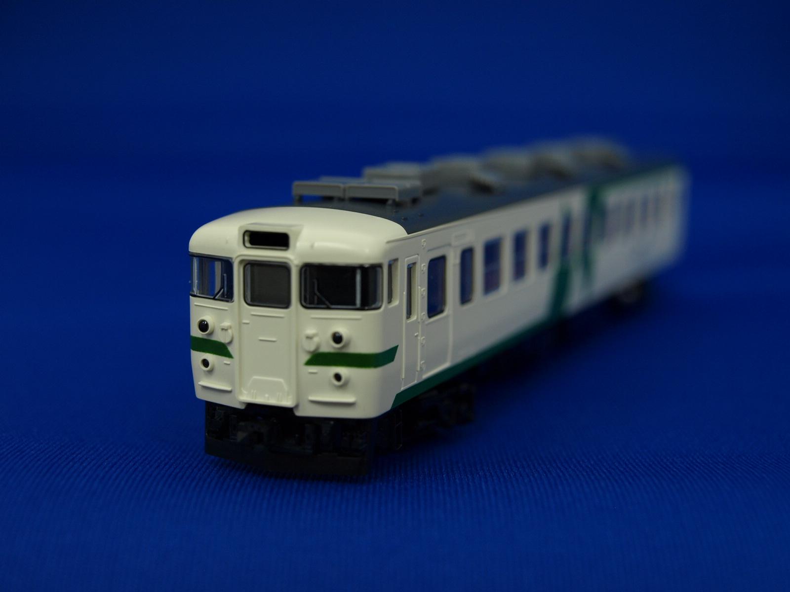Nゲージ トミックス 98293 JR 169系電車(松本運転所・改座車)基本3両セット