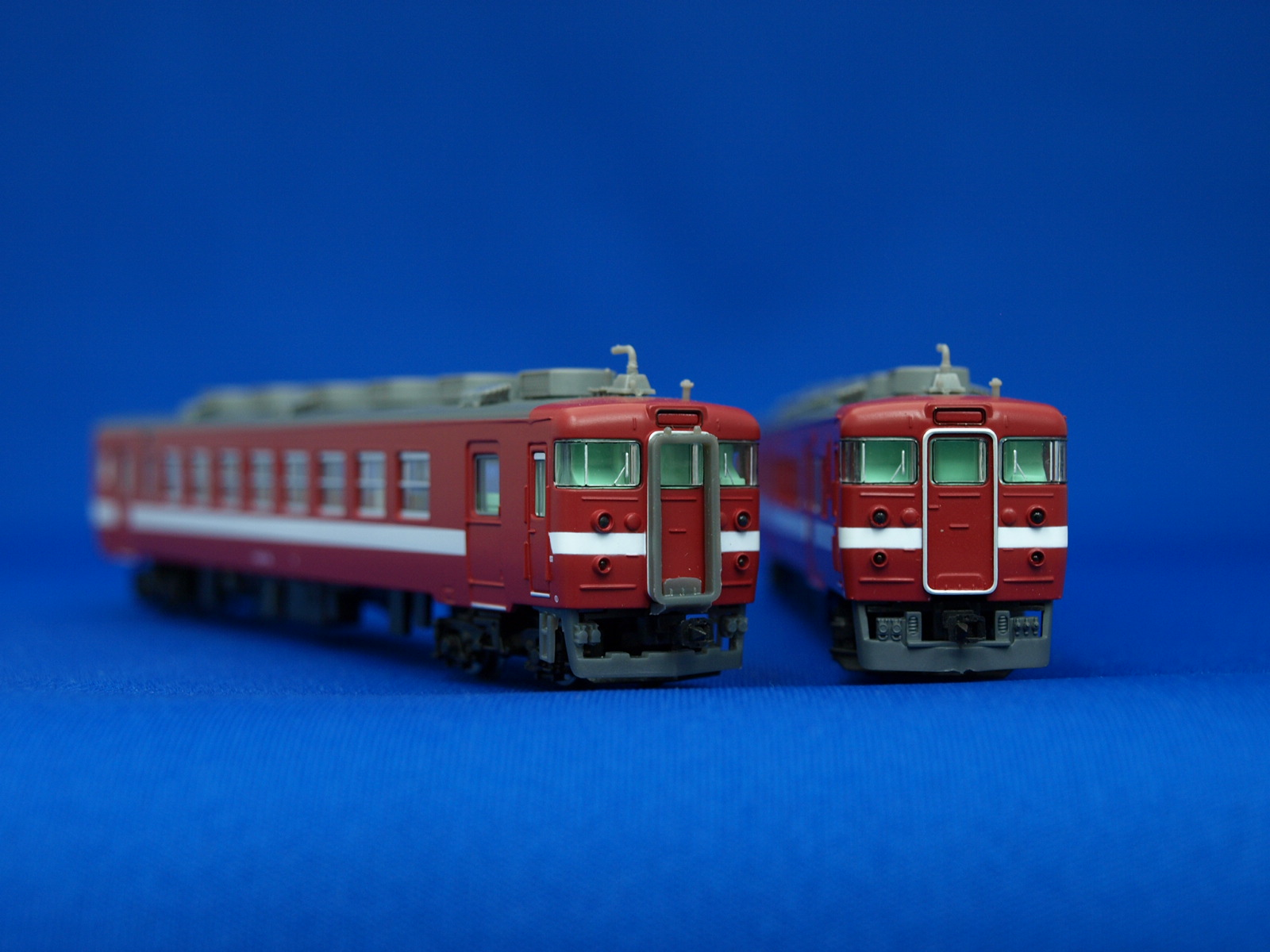 Nゲージ マイクロエース A0043 クハ455.702+413系旧北陸色3両セット