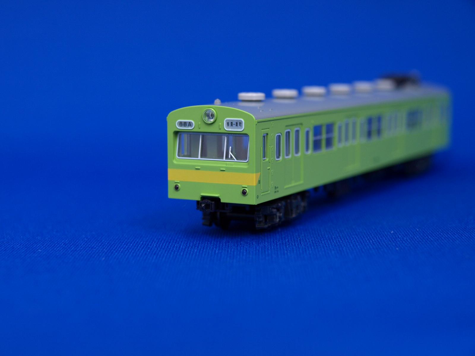 Nゲージ カトー 10-289 101系関西線色6両セット