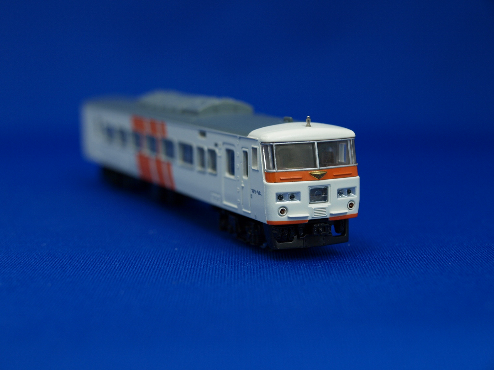 Nゲージ マイクロエース A4160  国鉄185系 試案塗装・朱編成 7両セット 【限定品】