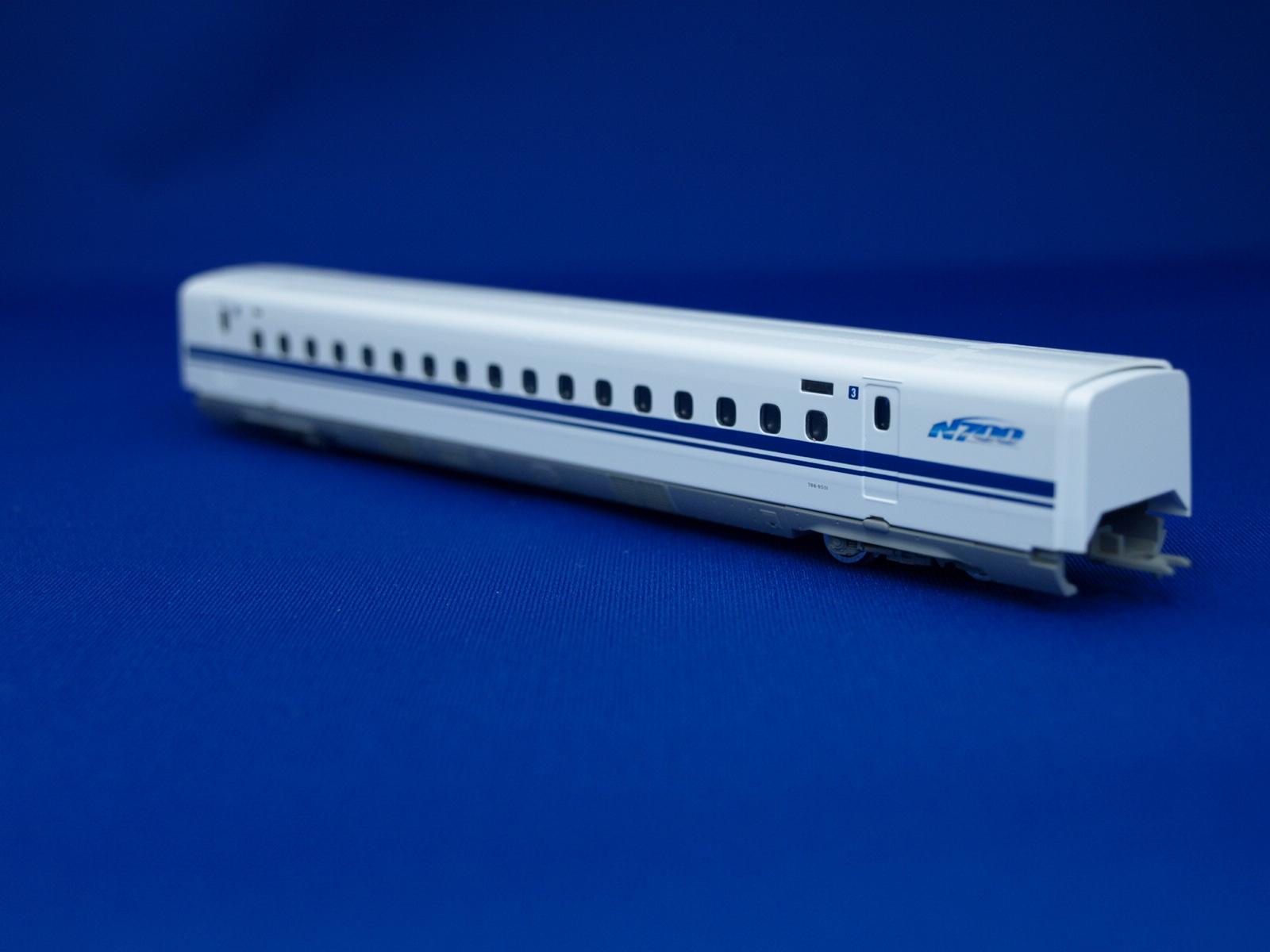 Nゲージ トミックス  92317  JR N700系東海道・山陽新幹線(Z0編成)増結5両セットC