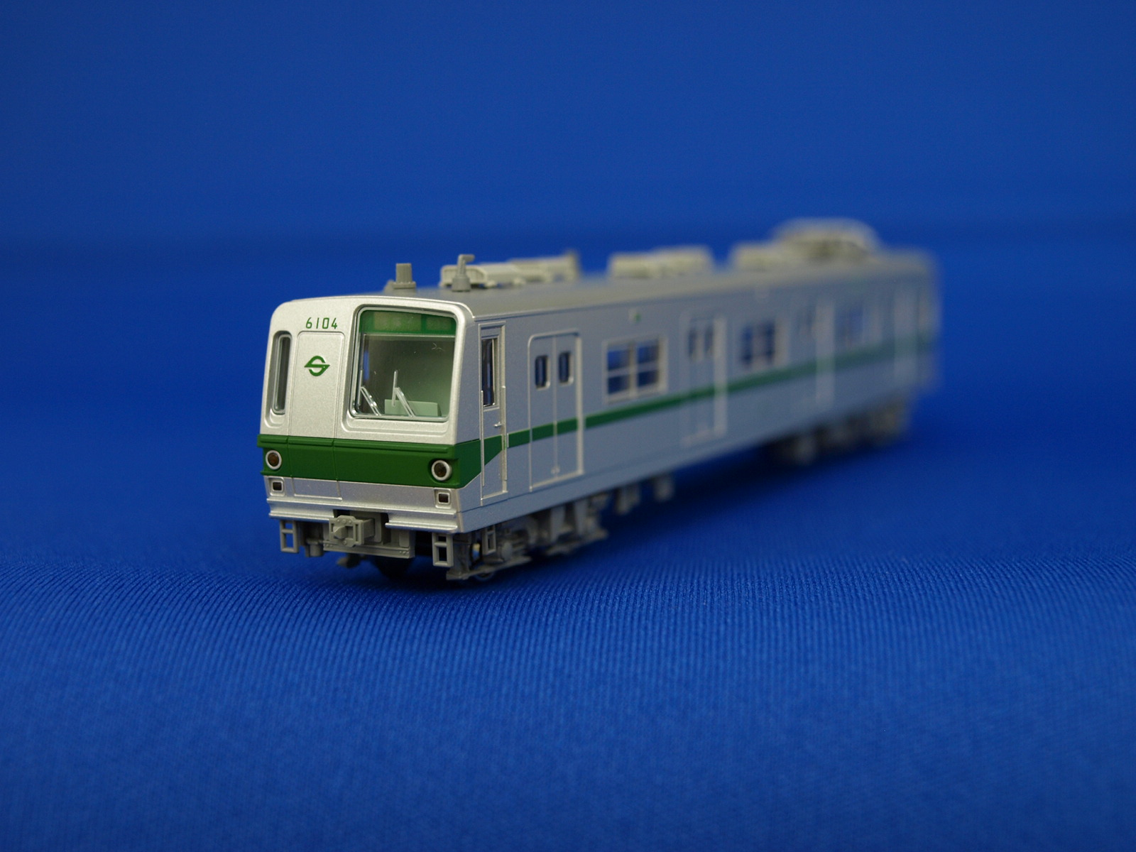 Nゲージ カトー  10-1143 営団地下鉄 千代田線 6000系 6両基本セット