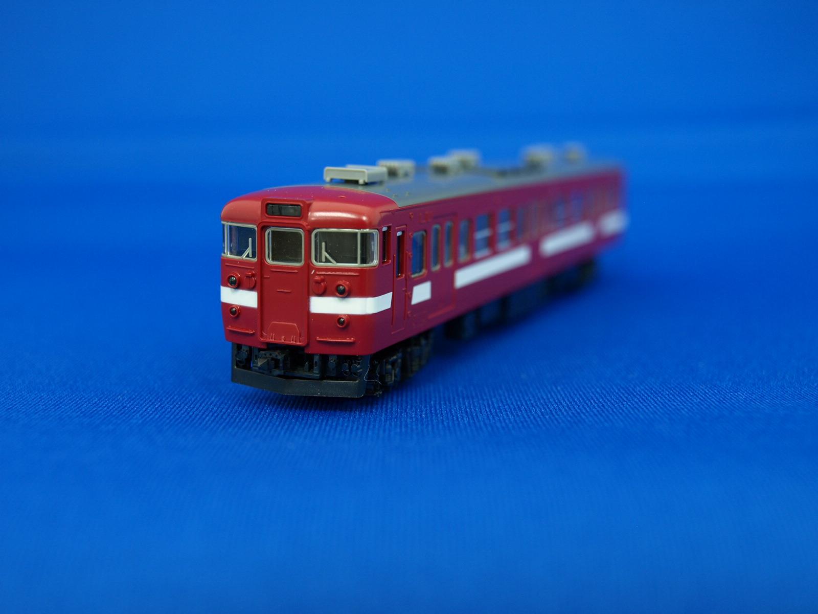 Nゲージ トミックス  98931 「限定品」 国鉄 115-2000系近郊電車(身延線)4両セット