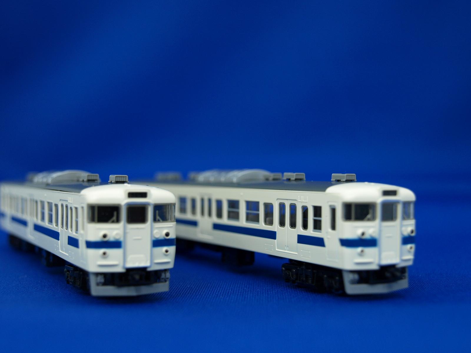 Nゲージ トミックス 92884 国鉄 415系近郊電車(常磐線)基本7両セットA