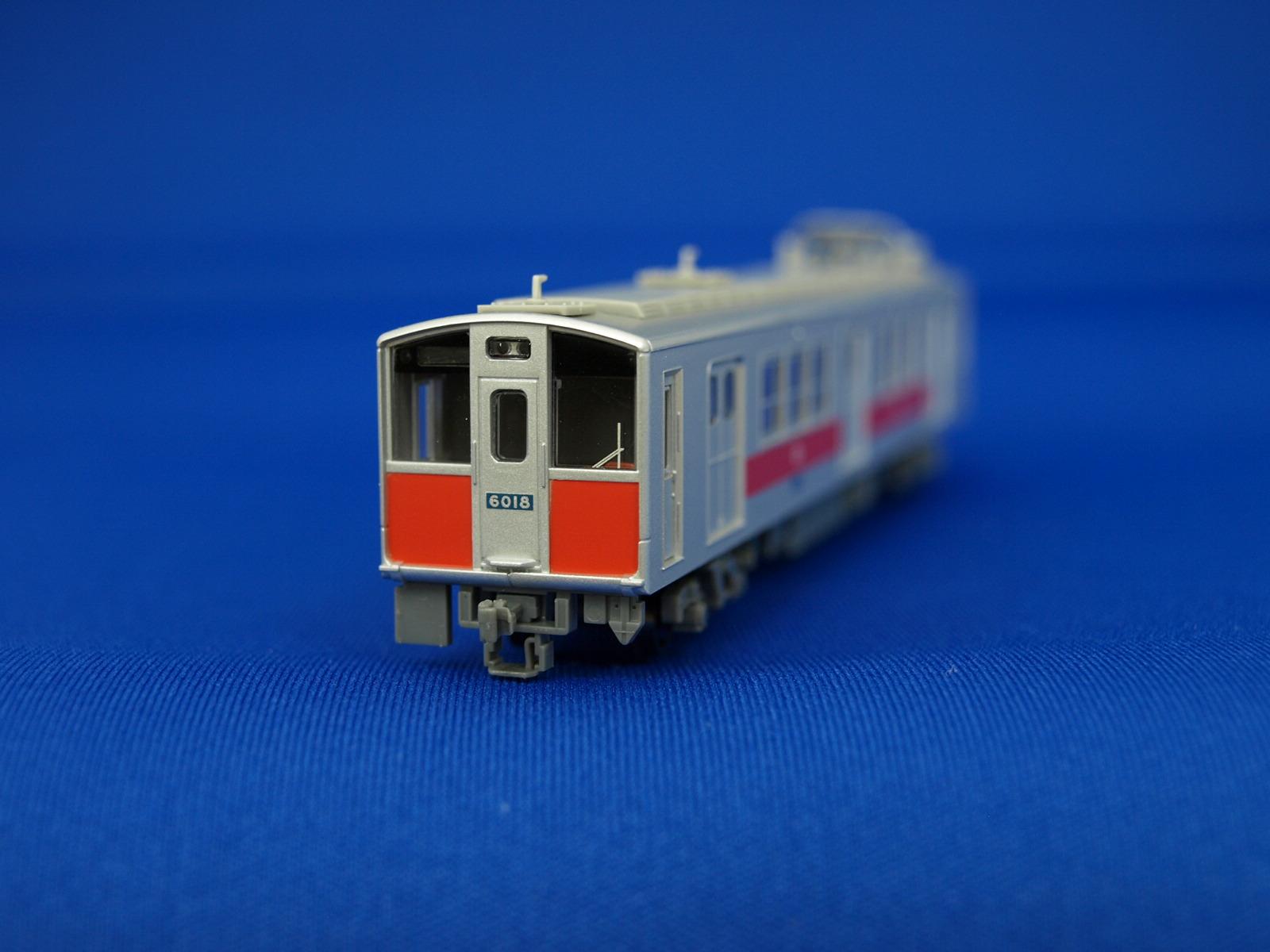 Nゲージ マイクロエース A8091 大阪市交通局60系・非冷房・側面赤帯 5両セット