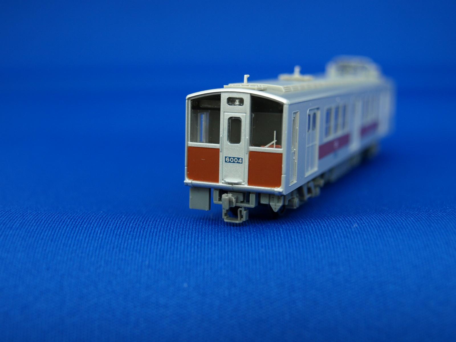 Nゲージ マイクロエース A8092 大阪市交通局60系・非冷房・側面茶帯 6両セット