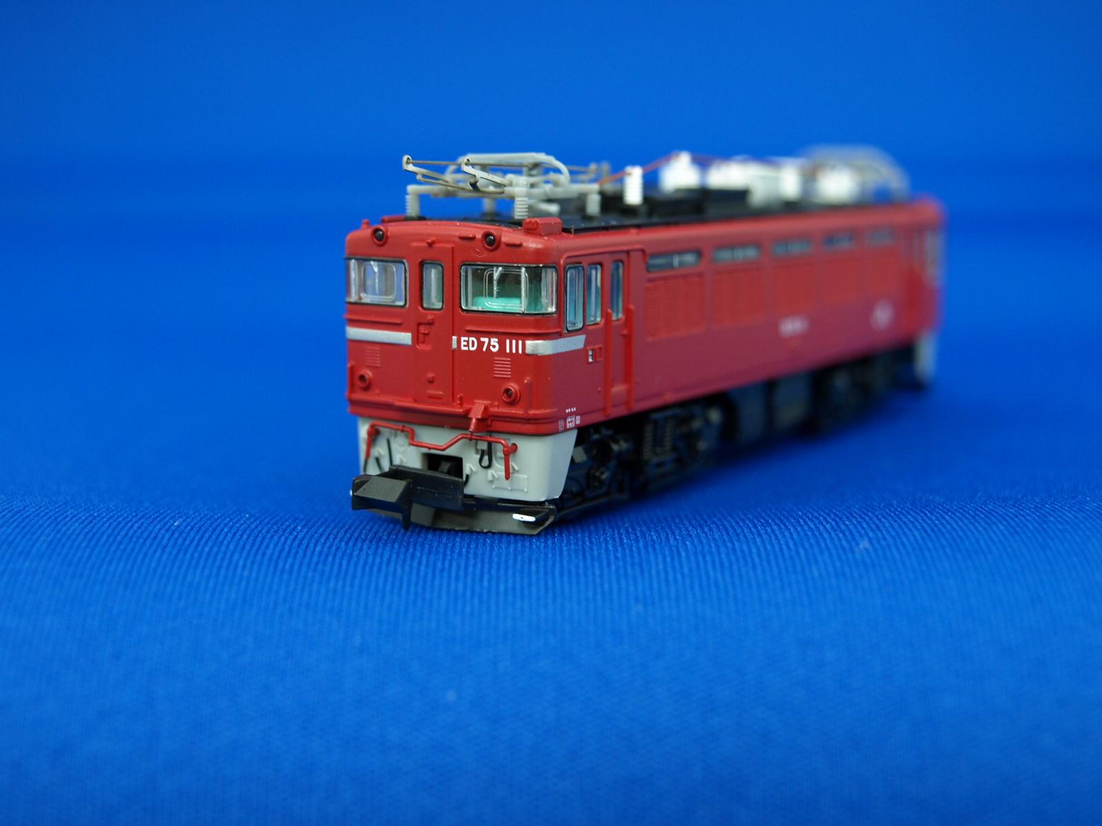 Nゲージ マイクロエース A8139 ED75-111・仙台総合鉄道部