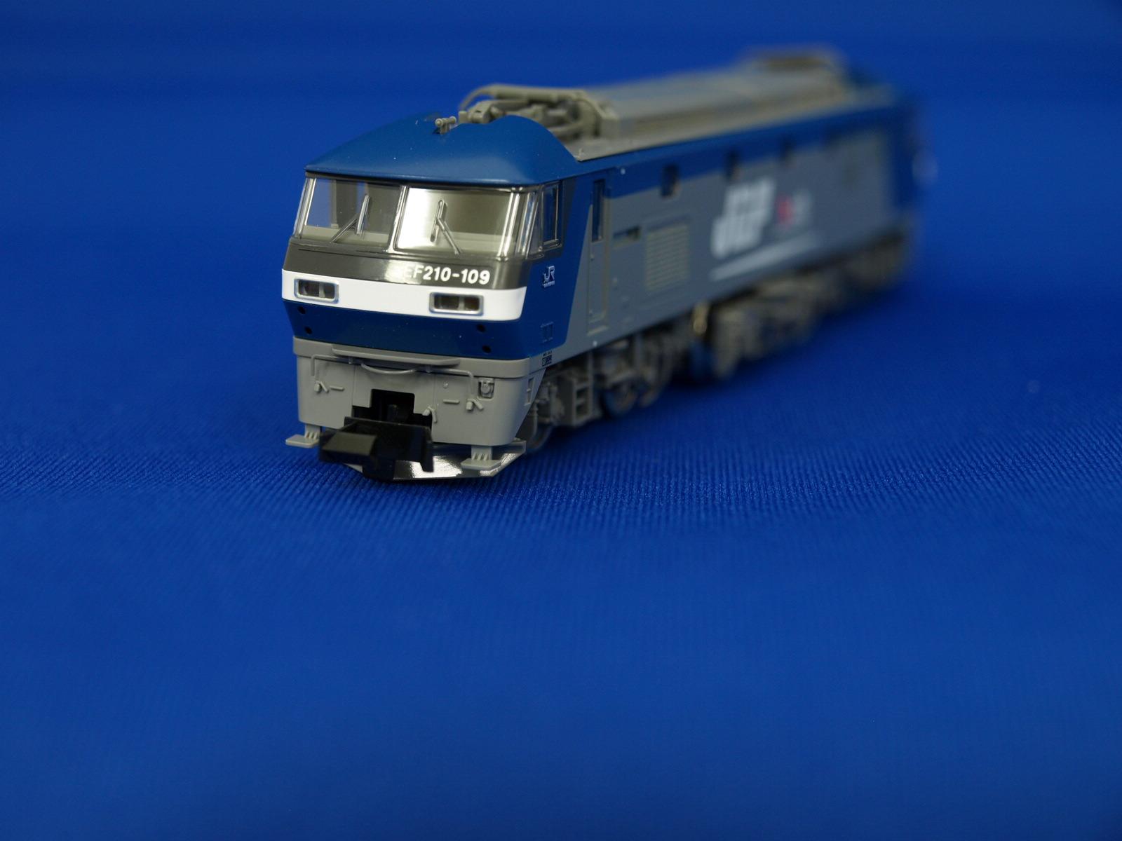 Nゲージ トミックス 電気機関車 9142  EF210-100(シングルアームパンタグラフ搭載車)
