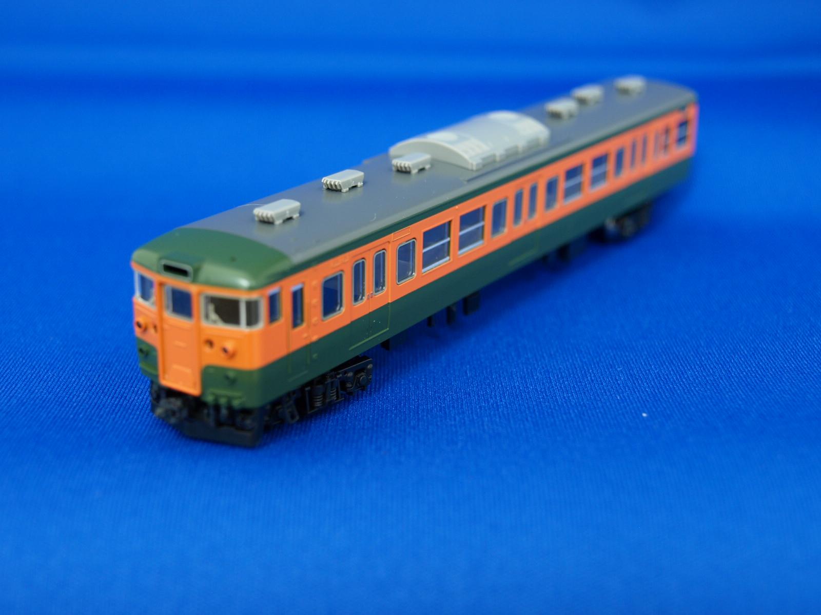 Nゲージ トミックス 98224 国鉄 115-300系近郊電車(湘南色)基本4両セットB