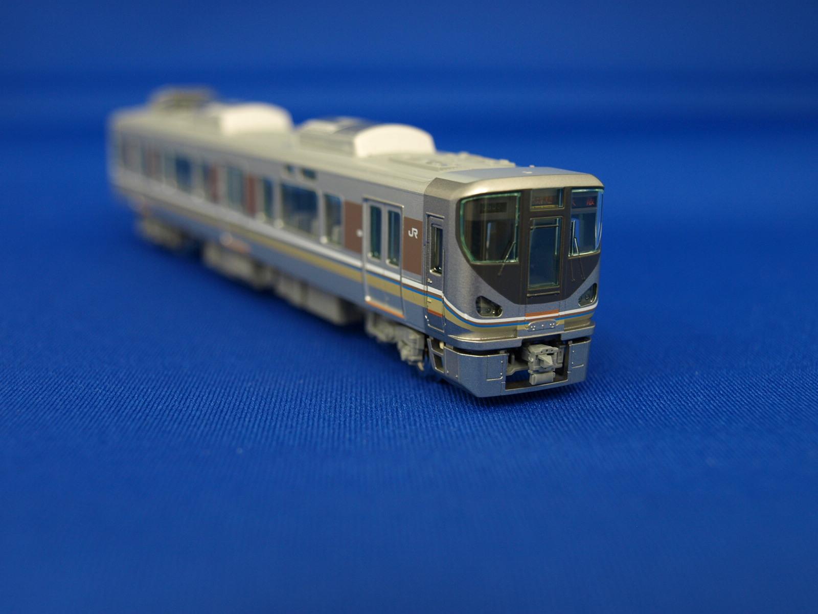 Nゲージ トミックス 98607 JR 225-6000系近郊電車(4両編成)セット