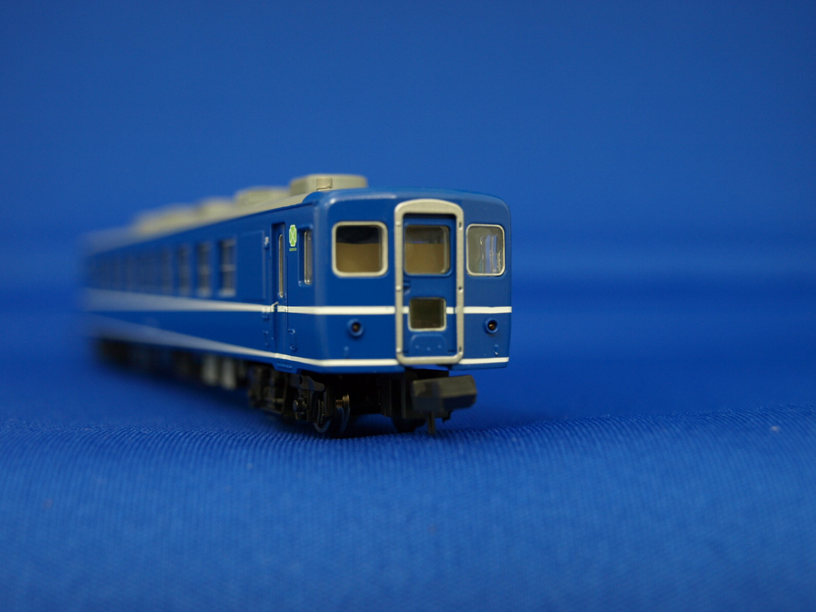 Nゲージ マイクロエース A1858 12系・お座敷・カヌ座+サロン佐渡(登場時)7両セット