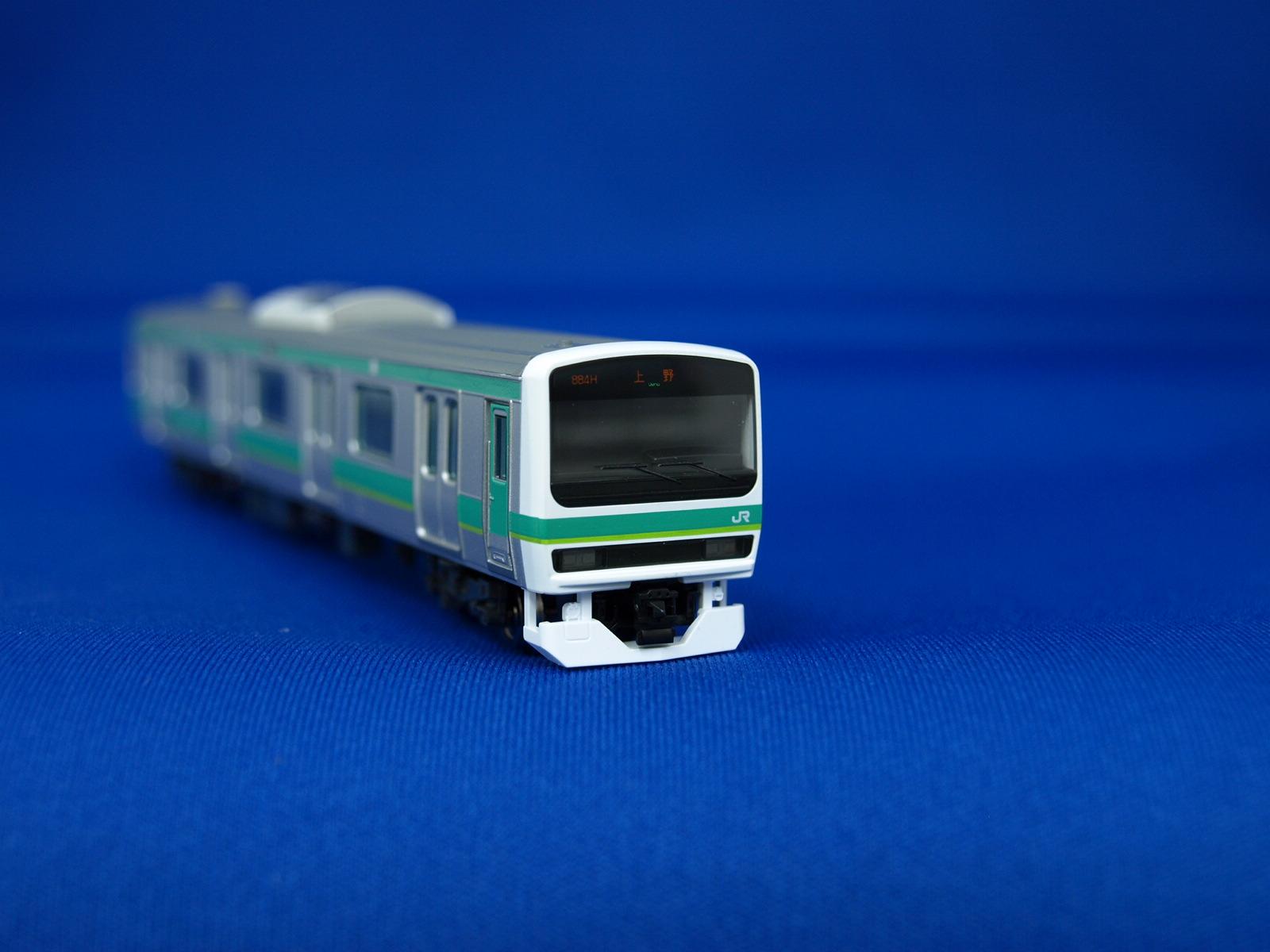 Nゲージ トミックス 92339 JR E231-0系通勤電車(常磐線)基本5両セット