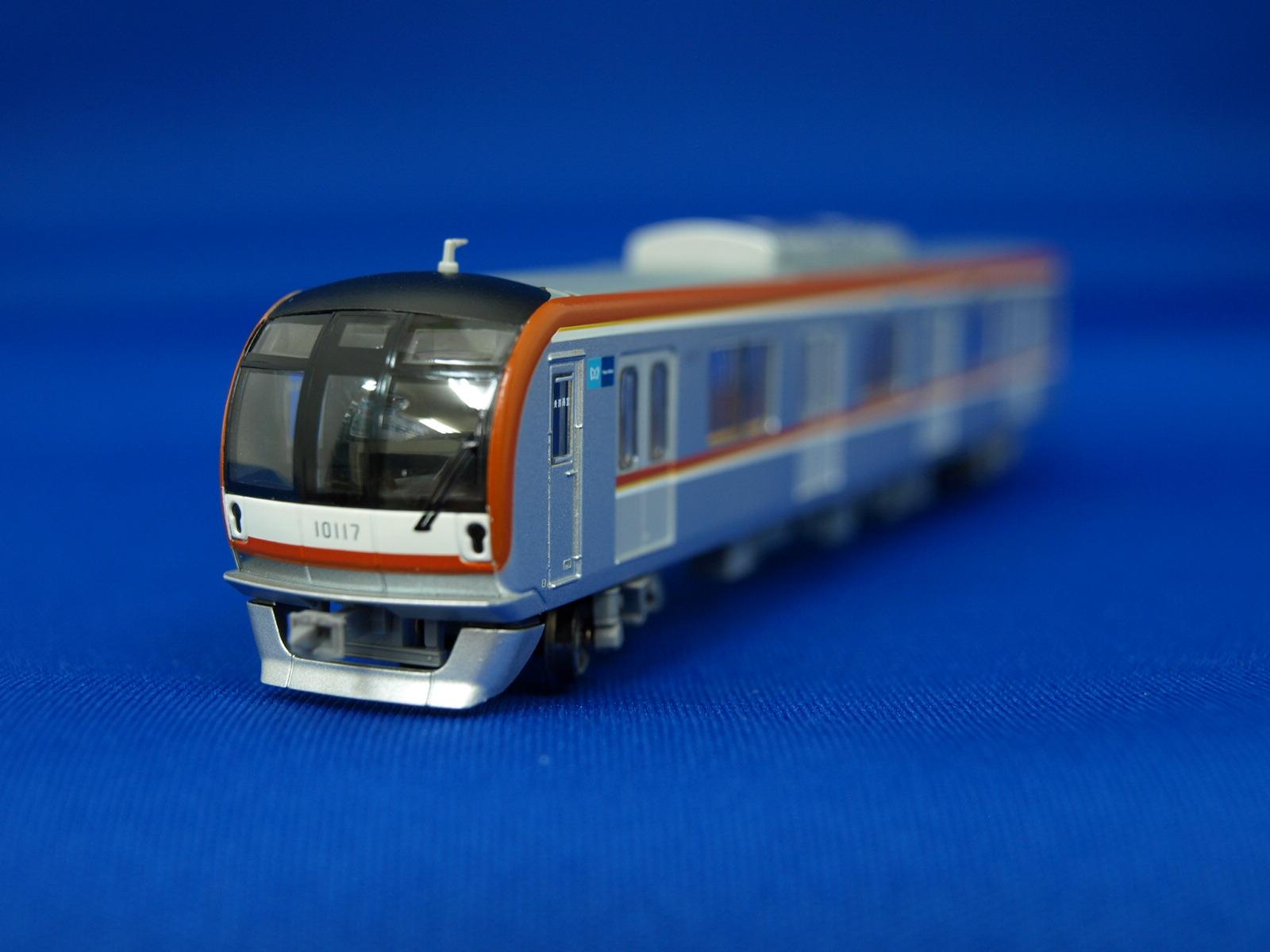 Nゲージ マイクロエース A7463  東京メトロ10000系・2次車・マークなし 基本6両セット