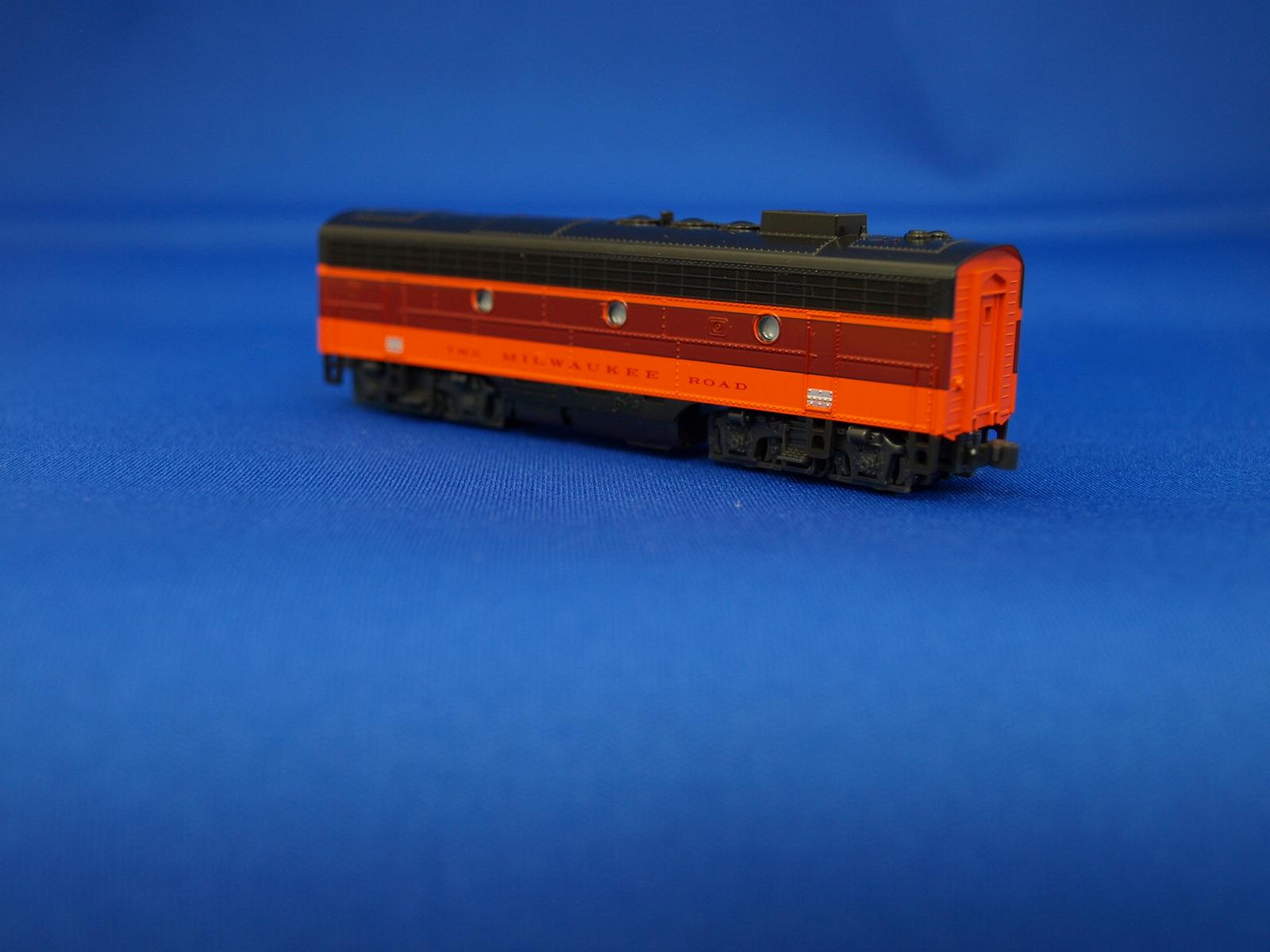 Nゲージ カトー 10-755-2  FP7A+F7B ミルウォーキー・ロード 2両セット