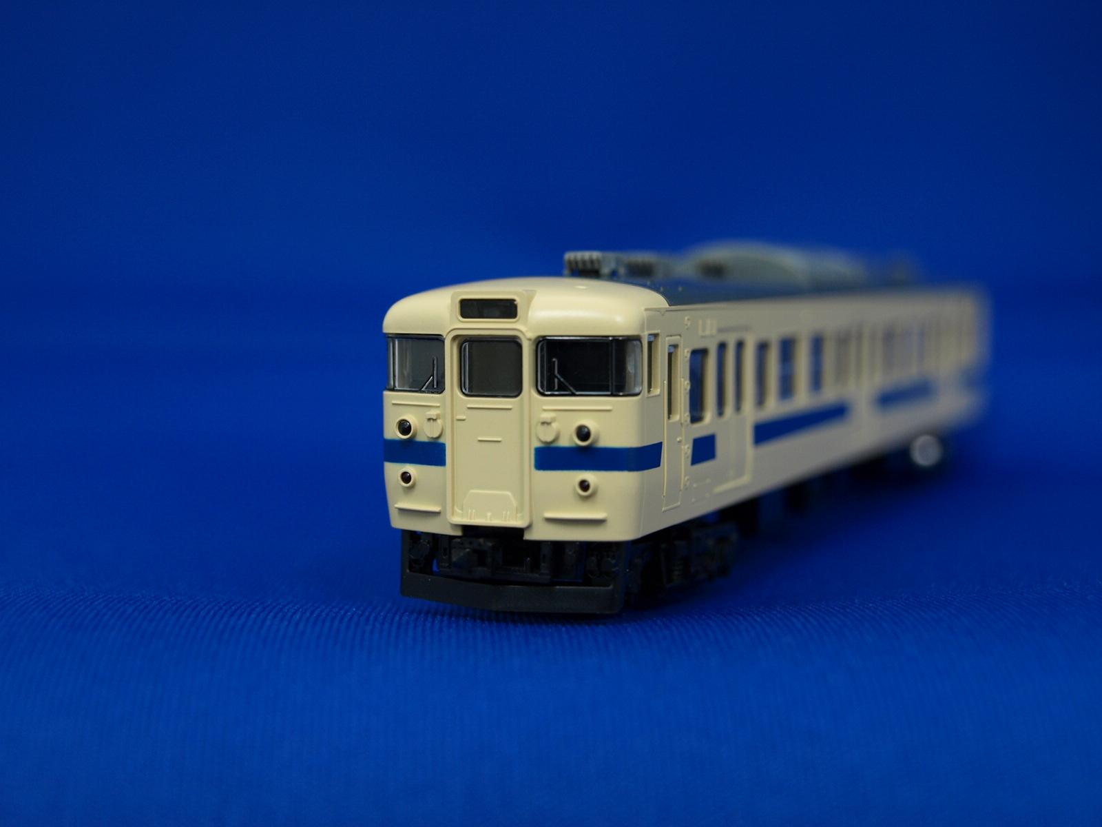 Nゲージ トミックス 98266 JR 115-2000系近郊電車(瀬戸内色4両)セット