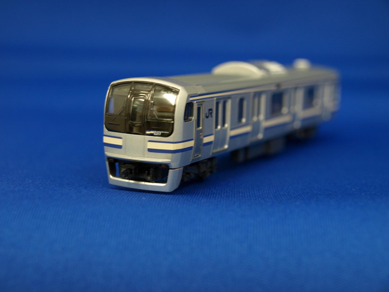最新のデザイン Nゲージ Nゲージ JR トミックス 98634 98634 JR E217系近郊電車(4次車・旧塗装)4両基本セットB, 行列のできるペット館:3a3edff4 --- canoncity.azurewebsites.net