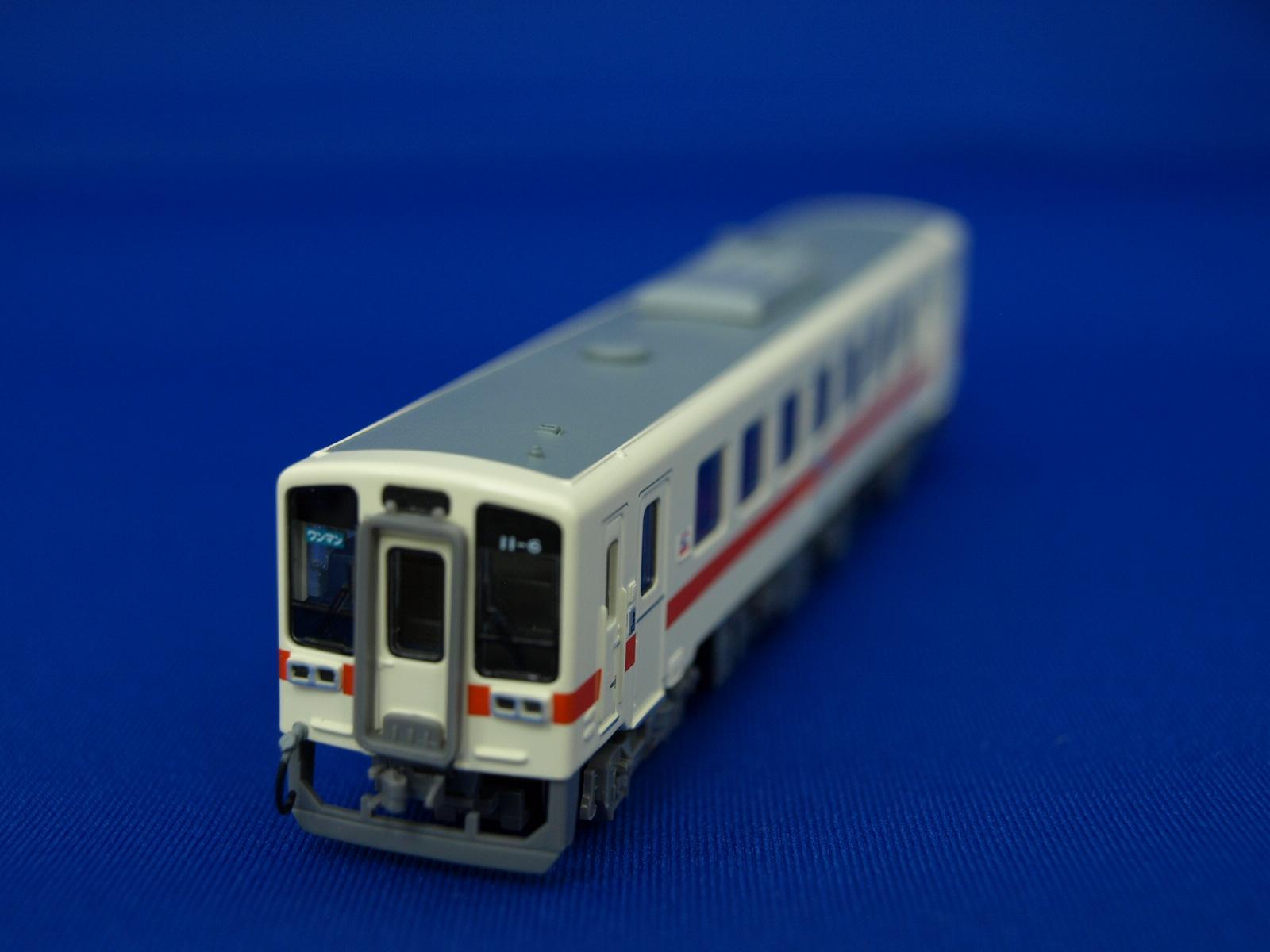 Nゲージ マイクロエース  A3856  キハ11・ひたちなか海浜鉄道