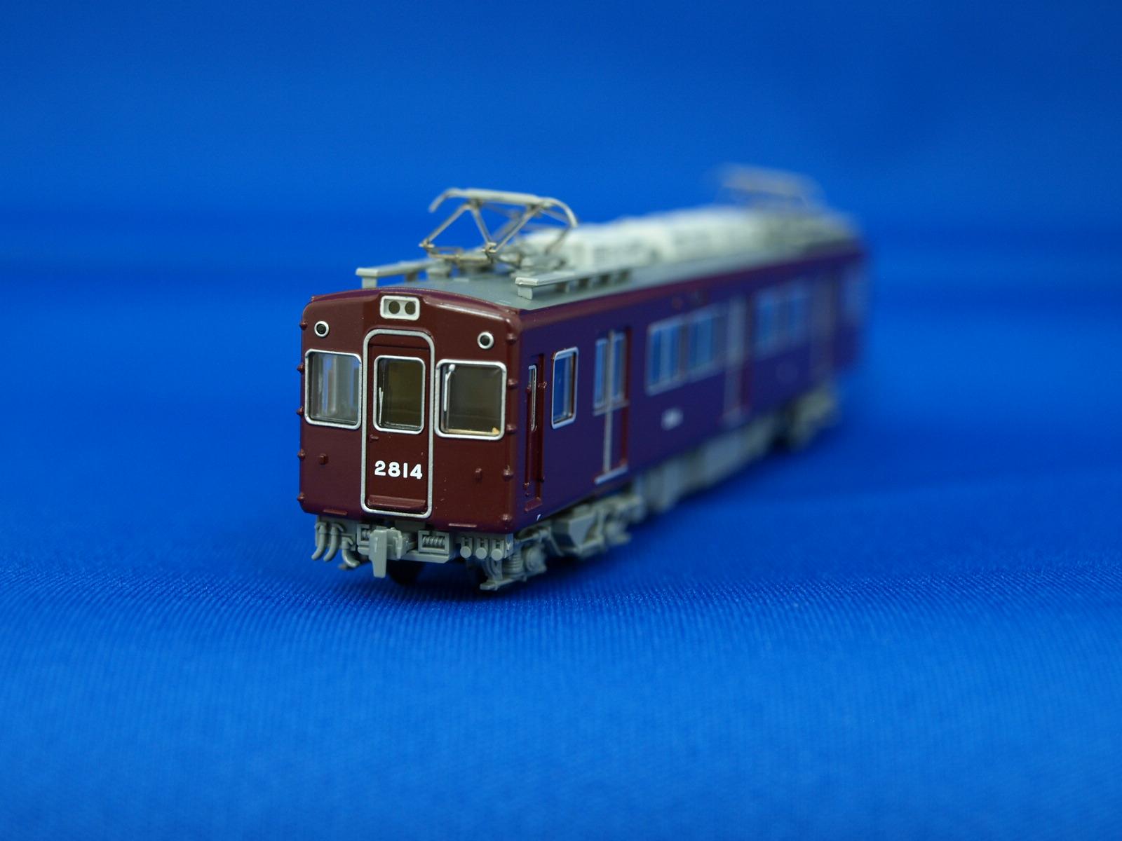 Nゲージ マイクロエース A1994  阪急電鉄2800系・冷改・3扉 基本4両セット