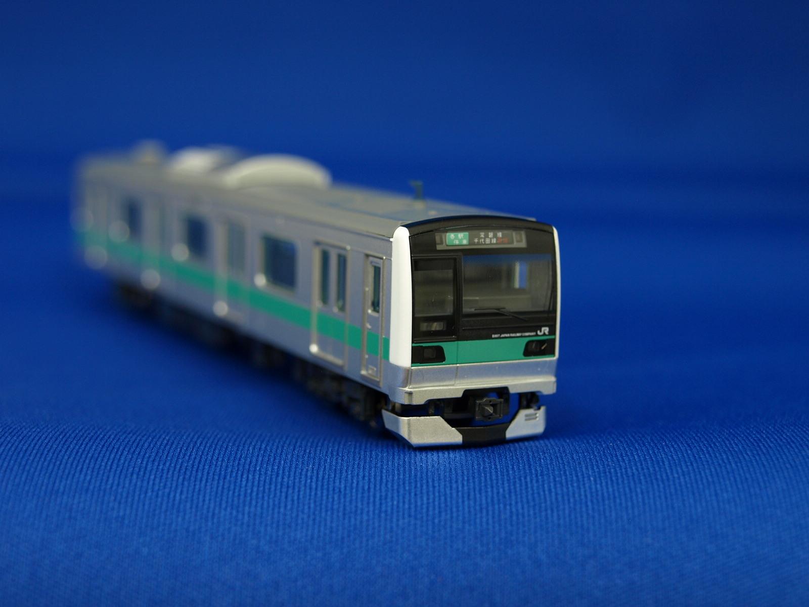 Nゲージ トミックス  92571  JR E233-2000系通勤電車基本4両セット