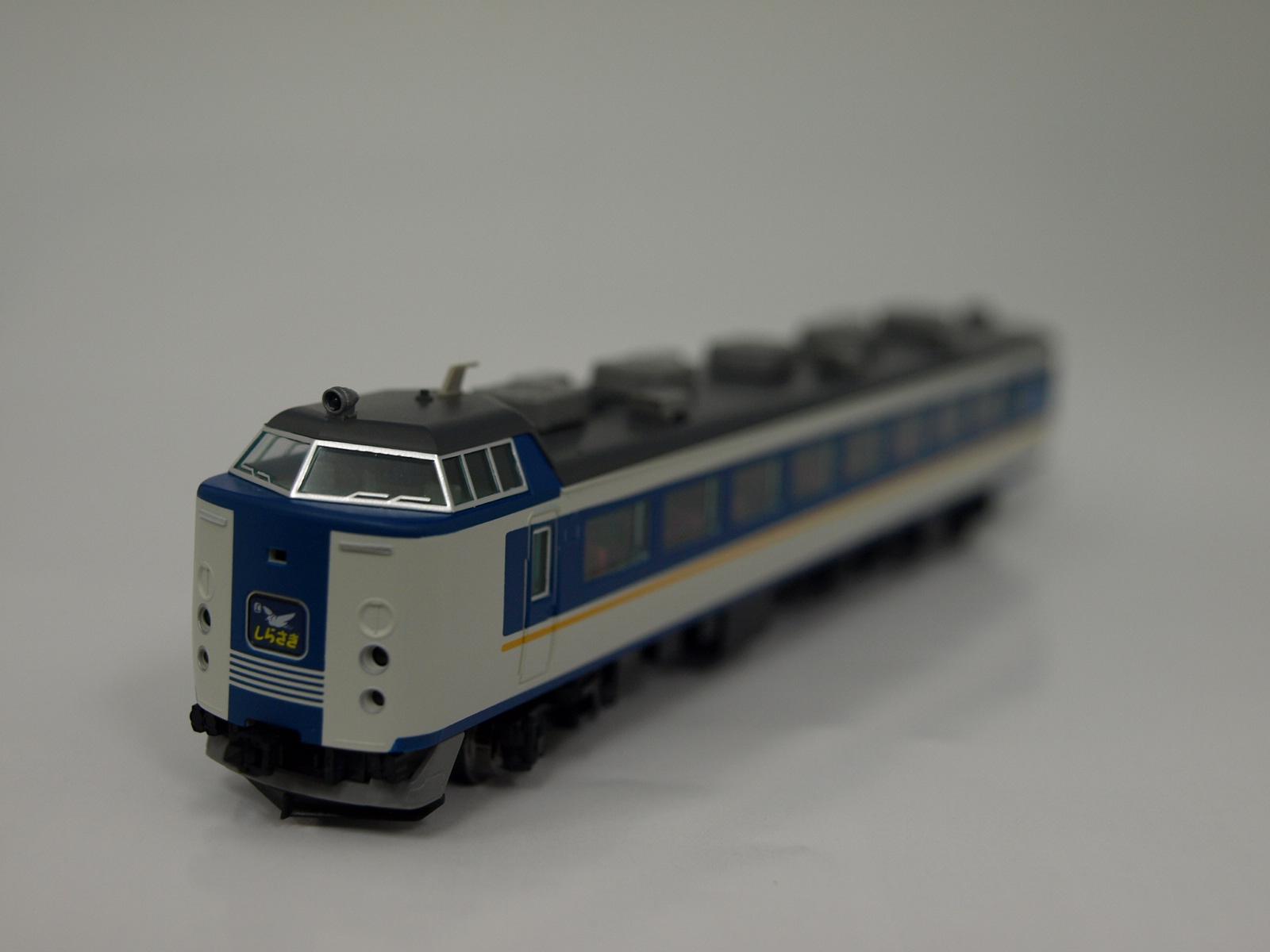 Nゲージ Nゲージ トミックス 98651 JR JR 485系特急電車(しらさぎ トミックス・新塗装)7両セットB, オタチョウ:34363eb8 --- officewill.xsrv.jp