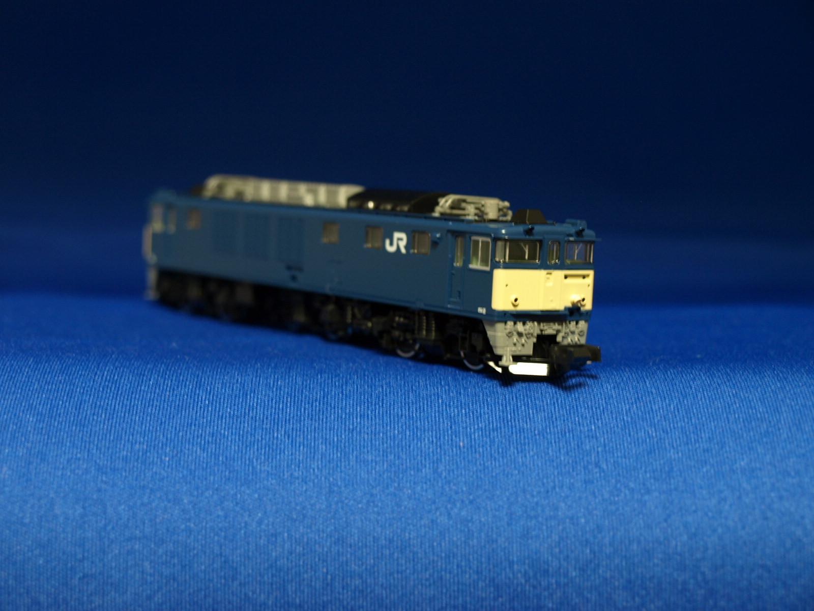 Nゲージ トミックス 9148 JR EF64-1000形電気機関車(1030号機・双頭形連結器付)