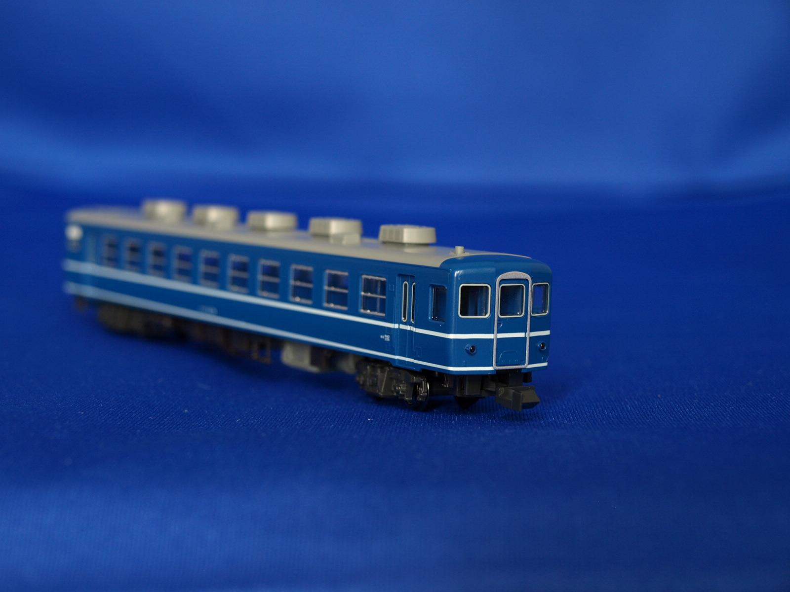 Nゲージ カトー 10-1550 12系急行形客車 国鉄仕様 6両セット