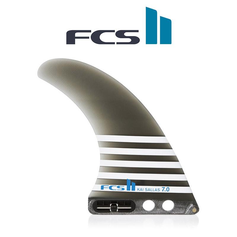 FCS FIN(エフシーエスフィン)FCS FIN KAI SALLAS 7'' SMOKEカイ・サラス