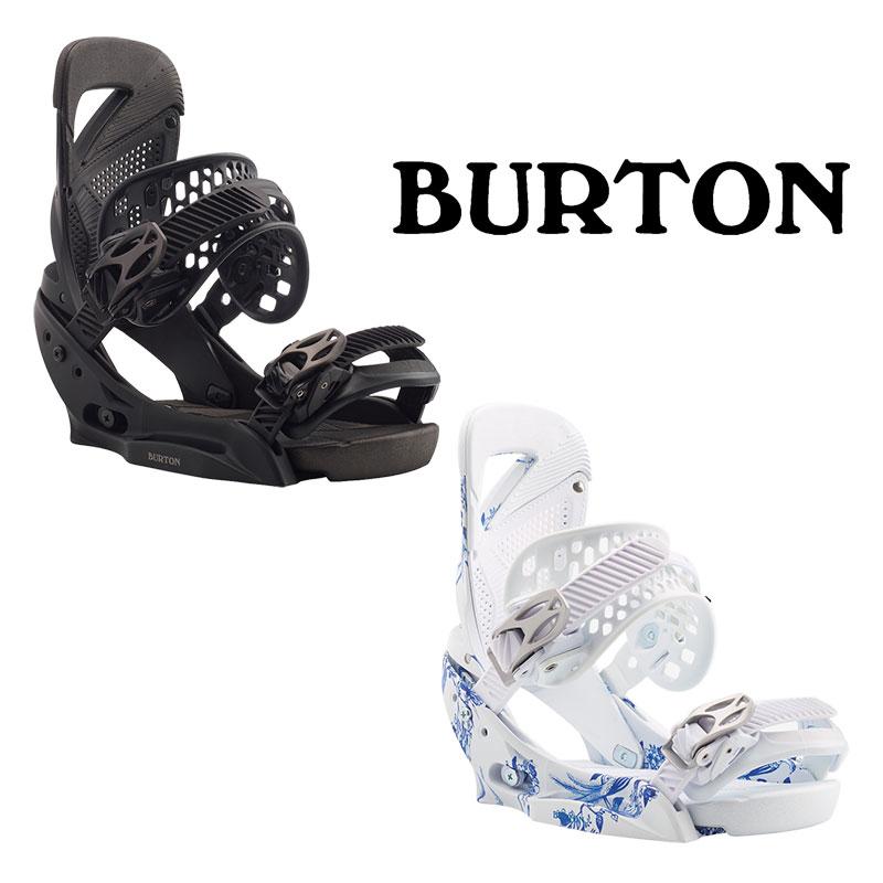 BURTON (バートン) スノーボード バインディング [105571] Women's Burton Lexa EST Snowboard BindingMサイズ 19-20 《国内正規取扱店》DELFT BLUE【0400001614884】BRACKISH【0400001614877】